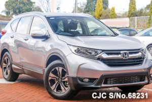 Honda CRV for Diplomats