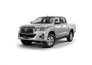 Hilux Revo Double Cab Pickups