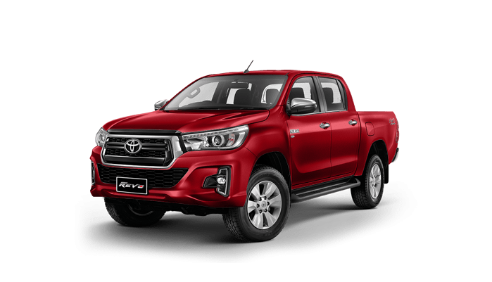 Hilux Revo Double Cabin Pickups