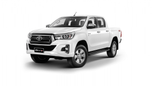 Double Cab Hilux Revo Pickups