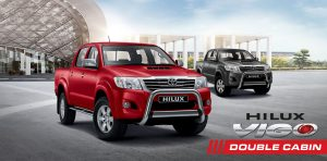 Double Cab Toyota Hilux Vigo