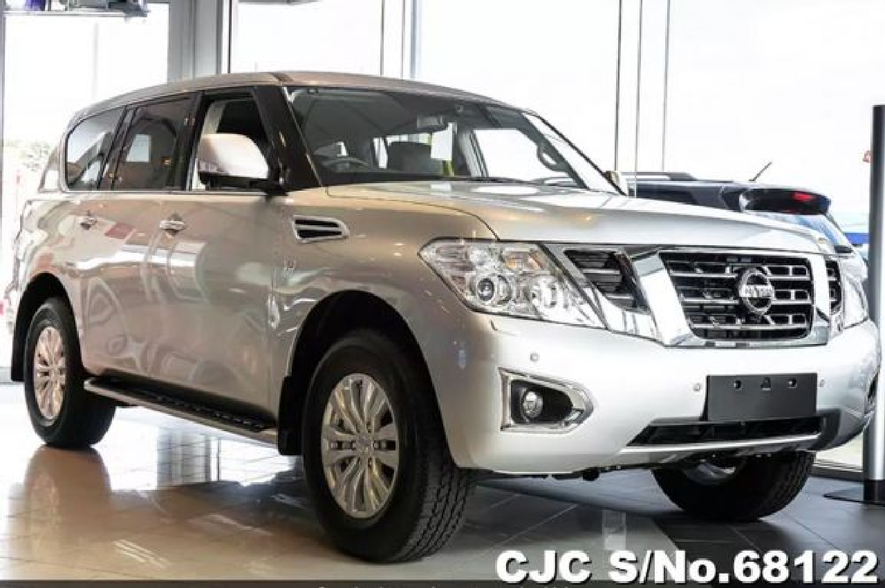 For Sale Nissan Patrol Silver Automatic 2018 For Diplomats