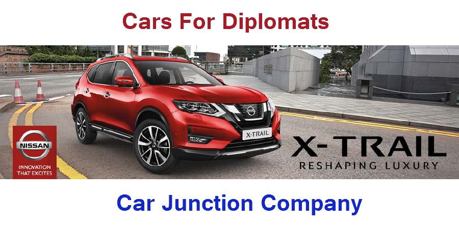 Cars For Diplomats