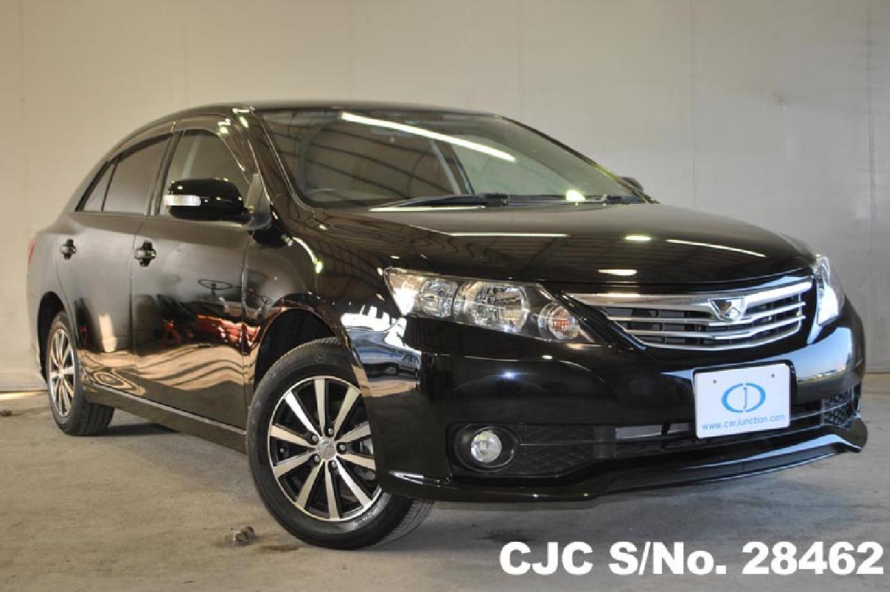 Toyota Allion Black 2011 For Diplomats