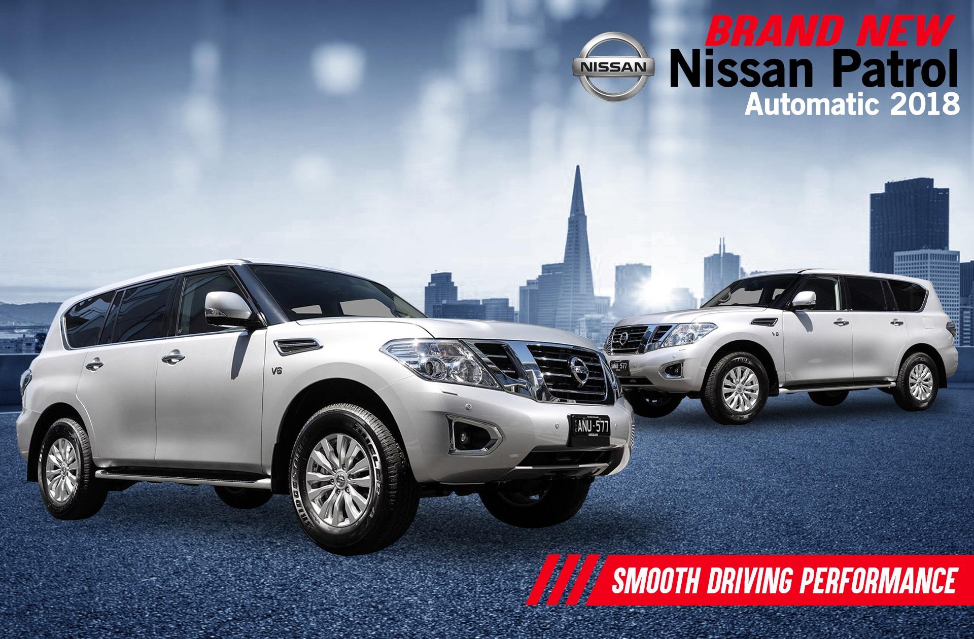 Brand New Nissan SUV