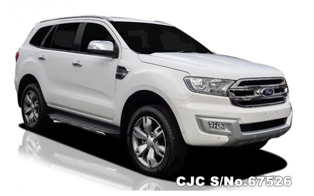 Ford Everest For Diplomats
