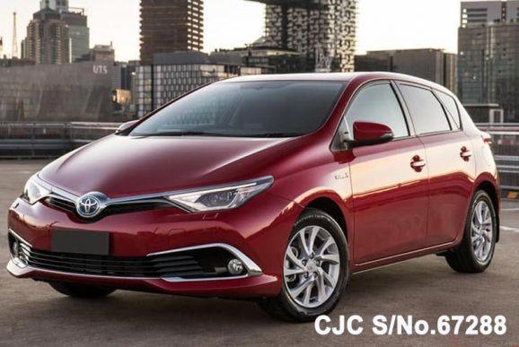Hybrid Corolla for Diplomats
