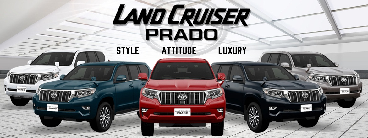 Brand New Land Cruiser