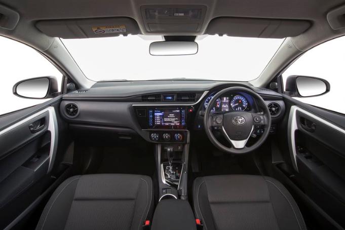 Corolla Ascent 2018