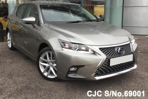 Lexus CT 200h Hybrid Vehicle
