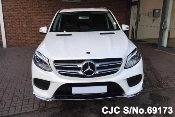 Mercedes Benz GLE350 AT