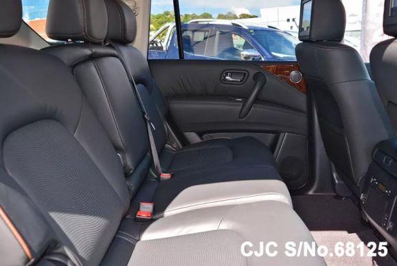 Nissan Patrol 4x4 SUV 2018