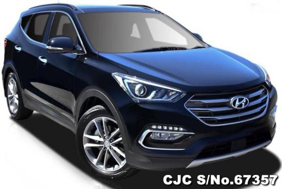 Hyundai Santa FE SUV Automatic 2018