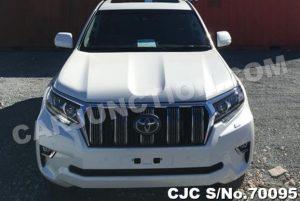 Land Cruiser Prado 2018