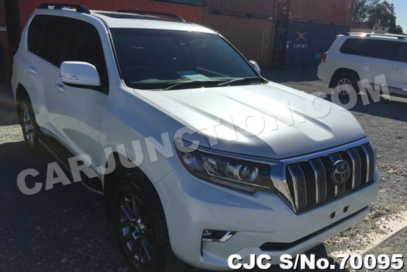 Land Cruiser Prado 2018