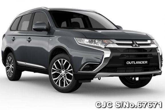 Mitsubishi Outlander SUV MT 2018 2.0L Petrol for Sale