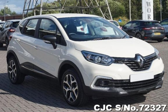 Renault Captur SUV Manual 2018