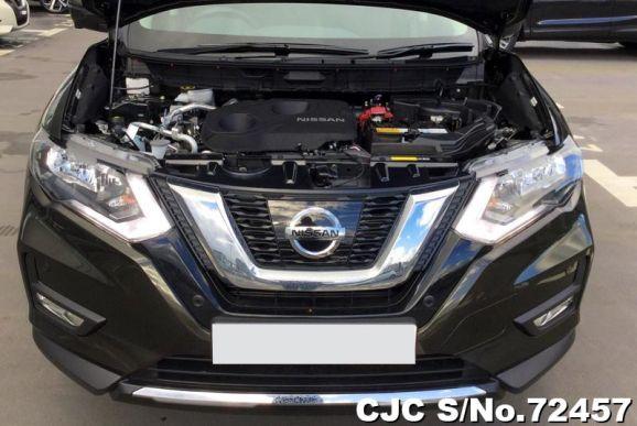 Nissan X-Trai Manual 2018