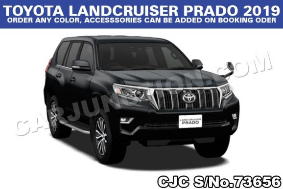 Toyota Land Cruiser Prado 2019 for Sale