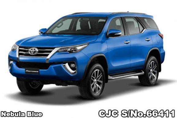 Toyota Fortuner 2019, 2.4