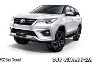 Toyota Fortuner 2019, 2.8 TRD Sportivo