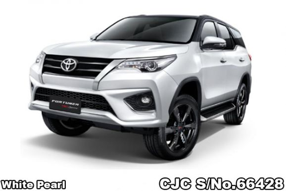 Toyota Fortuner 2019, 2.8 TRD Sportivo
