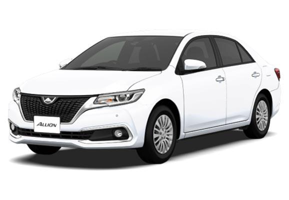 2019 Toyota Allion