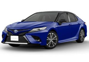 Brand New Toyota Camry Hybrid 2019