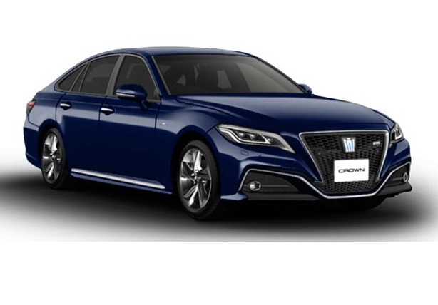 2019 Toyota Crown
