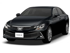 2019 Toyota Mark X seedan
