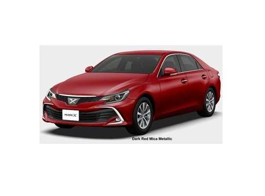 2019 Toyota Mark-X