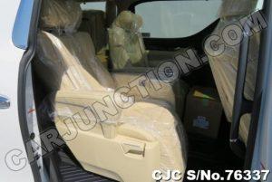 Toyota Alphard Automatic 2019 3.5L Petrol